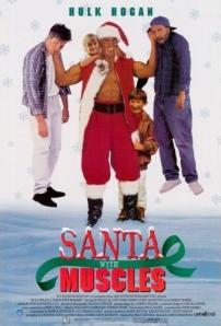 santa-with-muscles-poster