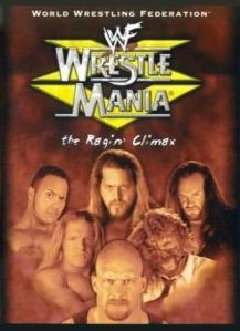 WrestleManiaXV