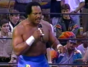 ron simmons ecw